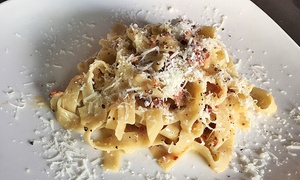 $25 For $40 Worth Of Roman–italian Cuisine For Two Or More At Pantarei