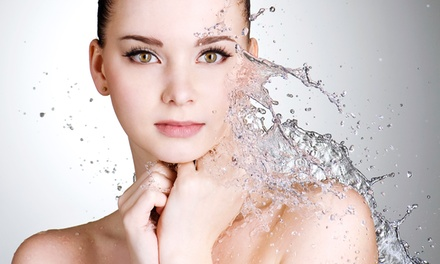One or Three HydraFacial Sessions at Angel Hands Spa (Up to 52% Off)