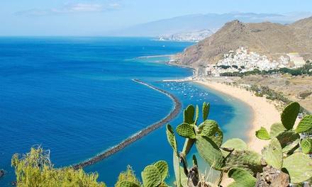 ?Tenerife y Gran Canaria: 6 noches con media pensión, vuelo de I/V desde Madrid o Barcelona y ferry entre islas para 1