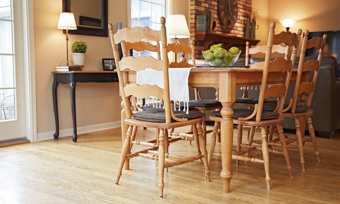 Nashville Hardwood Floorcare - Nashville: $59 for Hardwood-Floor Cleaning and Polishing from Nashville Hardwood Floor Care ($170 Value)