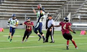 Seattle Majestics vs. Tacoma Trauma: $22 for a Seattle Majestics Football Game at Renton Memorial Stadium on Saturday, June 27 ($32 Value)