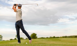 Riverside Golf Course: $35 for a Round of Golf for Two with Cart Rental at Riverside Golf Course (Up to $70 Value)