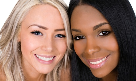 Haircuts, Hair Color, and Facials at BJ's Beauty & Barber College (Up to 68% Off). Three Options Available.