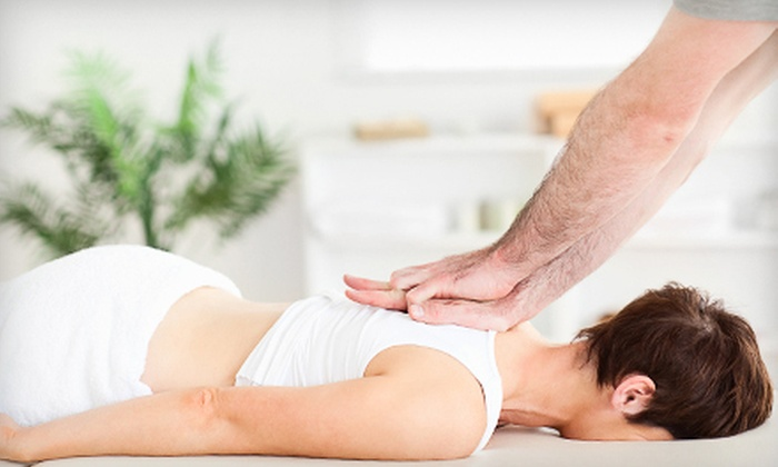 Balance Chiropractic - San Rafael: $39 for Chiropractic Exam, Treatment, and 45-Minute Massage at Chiropractic in San Rafael ($195 Value)