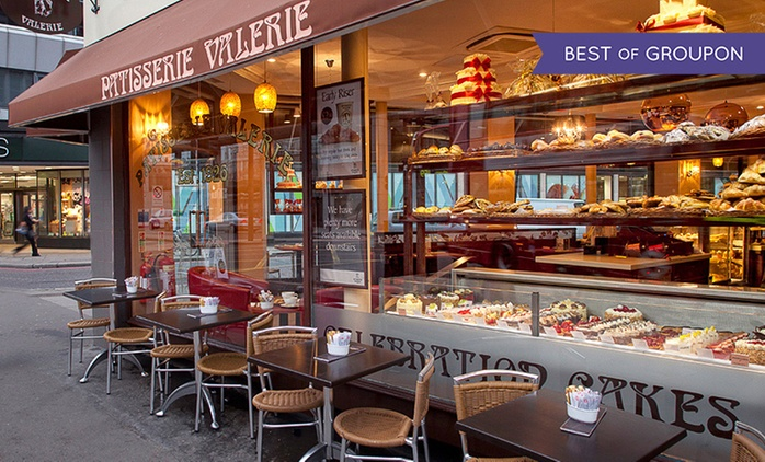 Choice of Celebration Cake at Patisserie Valerie - order online and collect in-store (Up to 65% Off)