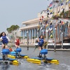 35% Off Water Bike Rental for Two, Redeemable Monday-Thursday