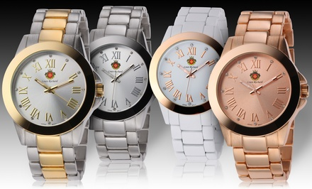 Louis Richard Kensing Collection Women's Watches. Multiple Colors Available. Free Returns.