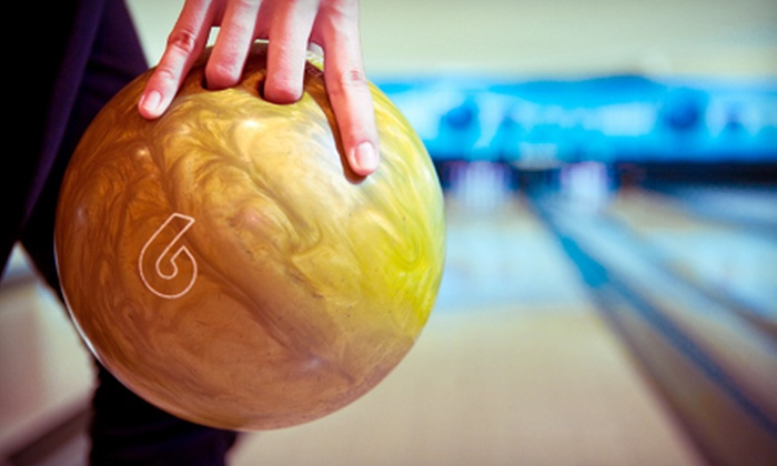 Fannin Lanes - 2: Bowling Packages for Two or Four at Fannin Lanes (51% Off)