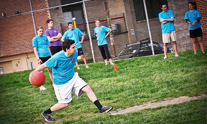 S3 Leagues - Greenpoint: $49 for an Eight-Week Coed Kickball or Softball League for a Male or Female Player from S3 Leagues ($115 Value)
