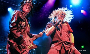 Motley Inc.: A Tribute To Motley Crue: Mötley Inc.: A Tribute To Mötley Crüe at Yost Theater on Friday, March 20, at 6:30 p.m. (Up to 33% Off)