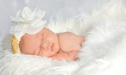 $16 for a Photo Session with 8 Portrait Sheets and Video at Flash Digital Portraits ($159.60 Total Value)
