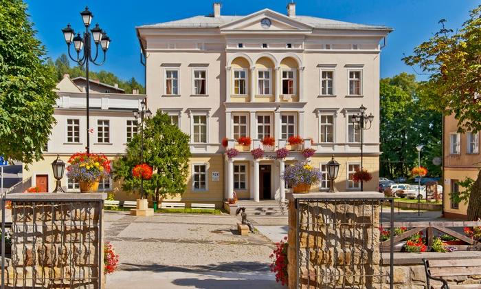 Dolny Śląsk: pokój twin z wyżywieniem