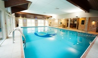 Lancashire: 1 or 2 Nights for Two with Breakfast and Option for Dinner at 4* Hallmark Hotel Preston Leyland