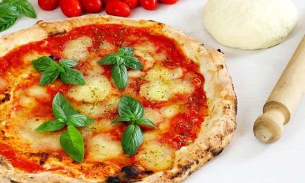 Menu con antipasto tipico, pizza a scelta e birra media per 2 o 4 persone all'Osteria Ripasso (sconto fino a 68%)