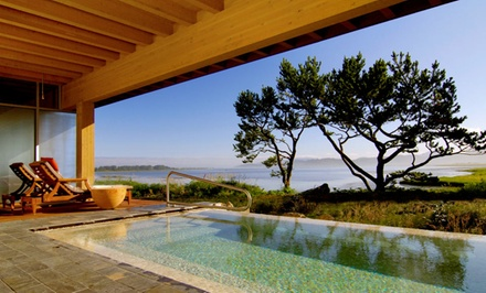 One- or Two-Night Stay with Dining Credit at Salishan Spa and Golf Resort on Oregon Coast
