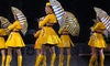 "New York Spring Spectacular  - Radio City Music Hall: Derek Hough, Laura Benanti, and Rockettes in ""New York Spring Spectacular"" on April 3–25 (Up to 50% Off)"
