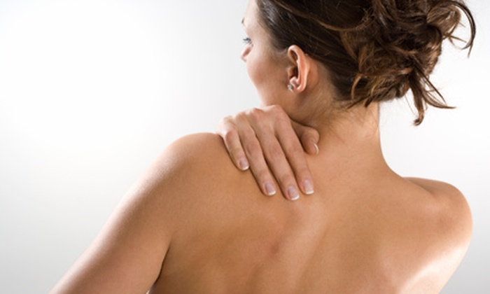 Rice Chiropractic Clinic - Downtown Conroe: $30 for $60 Worth of Chiropractic Care at Rice Chiropractic Clinic