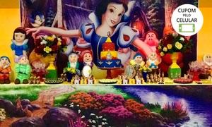 Milli Eventos: Buffet infantil para 40, 60, 80, 100, 120 ou 150 pessoas no Milli Eventos – Jardim Marques de Abreu