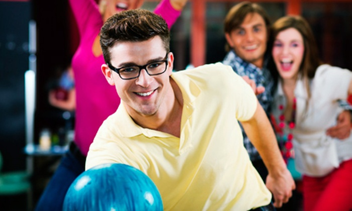Saratoga Lanes and Moolah Lanes - Multiple Locations: $15 for $30 Worth of Bowling, Billiards, Food, and Drinks at Either Saratoga Lanes or Moolah Lanes