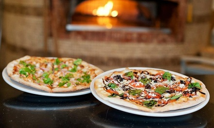 $15 for $30 Worth of Pizzeria Fare, Valid Sunday Through Thursday at Brixx Wood Fired Pizza