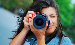 Jess Vanny Photography: $88 for $160 Worth of Services at Jess Vanny Photography