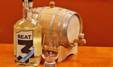 Tour Tasting and Logo Glasses for Two or Four at Djinn Spirits (Up to 42% Off)