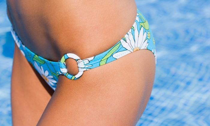 Wax & Tan - Upper East Side: One or Three Full Bikini and Buttocks Strip Treatments at Wax & Tan (Up to 51% Off)