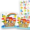 Children's Canvas Wall Art with Matching Book