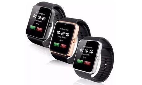 1 ou 2 montres connectées compatibles tous smartphones, avec tracker d'activité