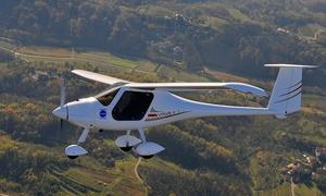 Aviosuperficie - ASD Volo club Italia: Esperienza di volo, prova pratica e video, una o 2 persone da Aviosuperficie - ASD Volo club Italia (sconto fino a 70%)