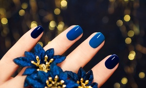 Gems: Gellux Manicure or Pedicure (£12) or Both (£23) at Gems (Up to 67% Off)