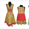 Up to 68% Off a Retro-Inspired Mother or Daughter Aprons