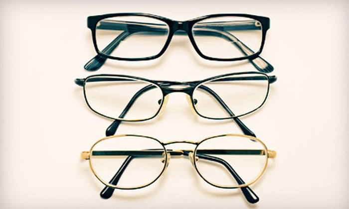 Glasses Frames Upper East Side : Bella Vista Optics in New York, NY Groupon