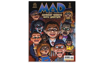 Up to $30.94 Off MAD Magazine Subscription