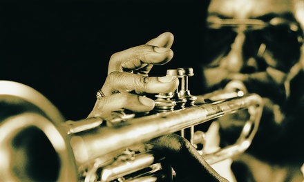 Jazz for 2 at The Cafe at Broadway on March 23, April 6, April 20, May 4, or May 18 at 2:30 p.m. (Up to 31% Off)