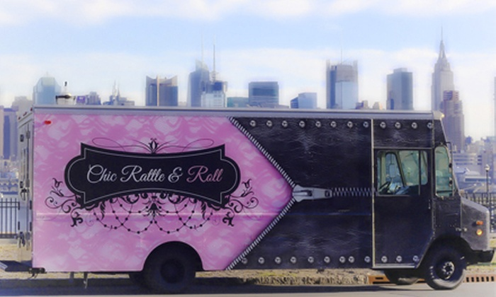 Chic Rattle & Roll - Livingston: $75 for Two Hours of Mobile-Boutique Rental from Chic Rattle & Roll ($200 Value)