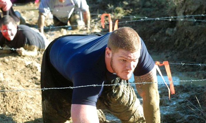 Lion's Chase 5k Obstacle Race - Cumberland Falls: Entry for One or Two to Lion's Chase 5k Obstacle Race (53% Off)