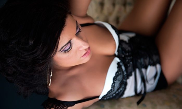 Stacey Hanlon Photography – illuminate your beauty - Ingersoll: C$99 for a Boudoir Photo-Shoot Package from Stacey Hanlon - illuminate your beauty (C$200 Value)