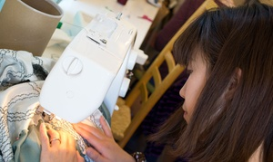 Ricochet: Up to 55% Off Sewing Workshop at Ricochet