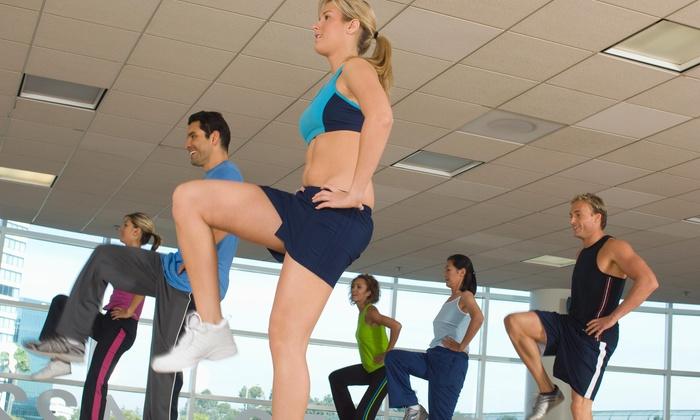 Rl Fitness - Fort Lauderdale: 10 Aerobics Classes at RL Fitness (65% Off)