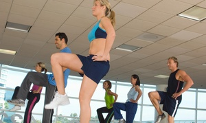 Rl Fitness: 10 Aerobics Classes at RL Fitness (65% Off)