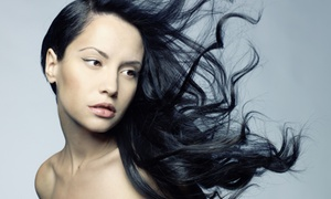 Saveyonce Hair Studio: Salon Packages at Saveyonce Hair Studio (Up to 47% Off). Three Options Available.