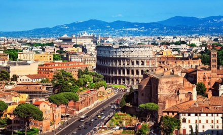 groupon daily deal - 8-Day Italy and Greece Vacation with Airfare from Key Tours International. Price/Person Based on Double Occupancy.