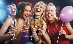 Epic Club Crawls: VIP Bachelorette Party with No Covers or Lines for 1, 5, or 10 from Epic Club Crawls (Up to 82% Off)