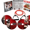 Tapout XT 4-DVD Bundle with Resistance Band
