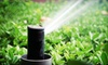 Advantage Irrigation - Grand Rapids: $39 for a Sprinkler-Winterization Package for Up to 10 Zones from Advantage Irrigation ($80 Value)