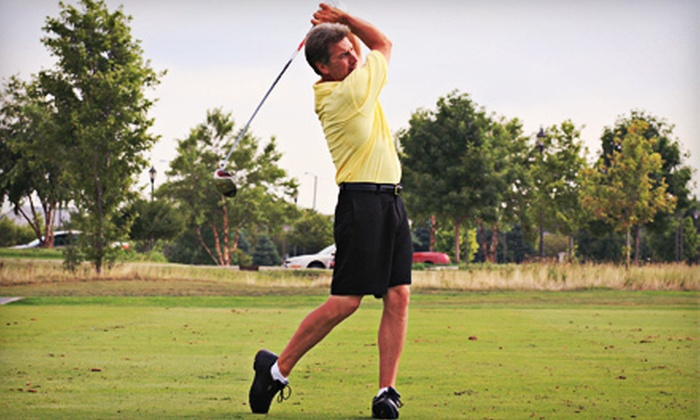 Ben Mutz Golf - Orland Park: Golf Putting Clinic, Chipping Clinic, or Both from Ben Mutz Golf (Up to 73% Off)