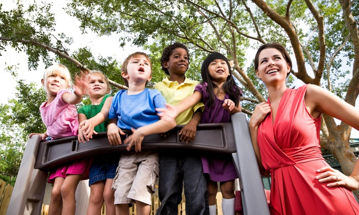 Wee The People Child Development Center - Woodedge Village: $29 for $50 Worth of Childcare — Wee The People Child Development Center