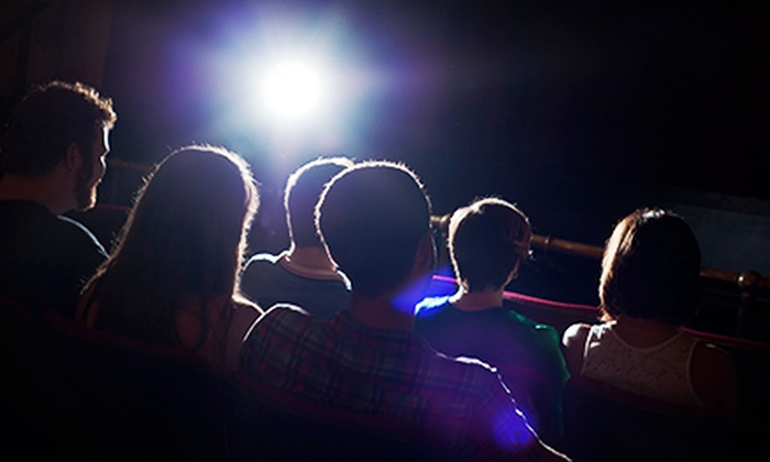 Moolah Theatre - Grand Center: $12 for a Movie for Two at Moolah Theatre (Up to $24 Value)