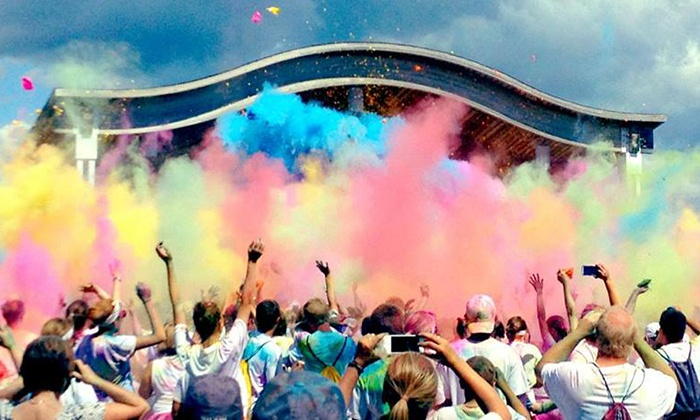 Color Dash - Rio Rancho: Color Dash 5K Entry for One, Two, or Four on April 26 (Up to 45% Off)